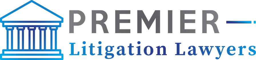 Premier Litigation Lawyers Logo